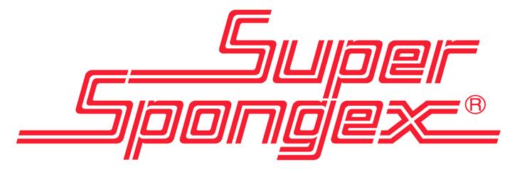 Super Spongex brand logo