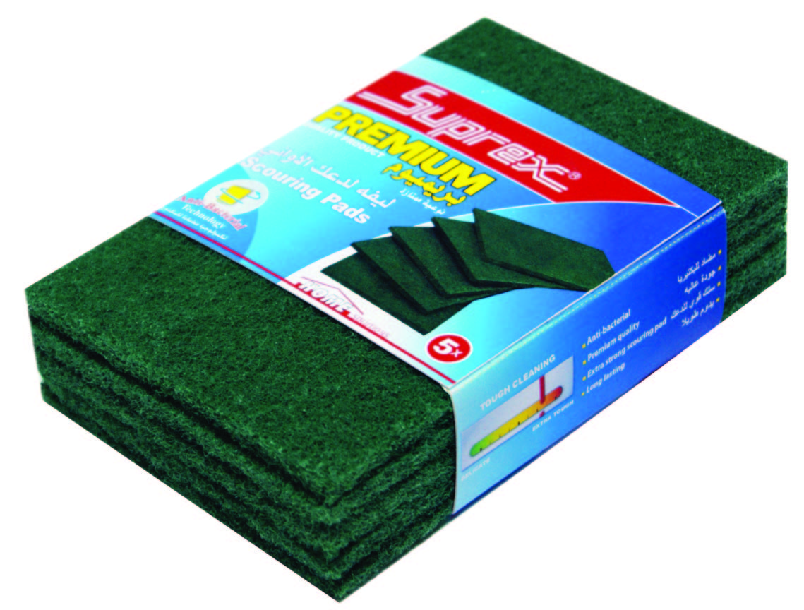 Scouring Pads (Green)