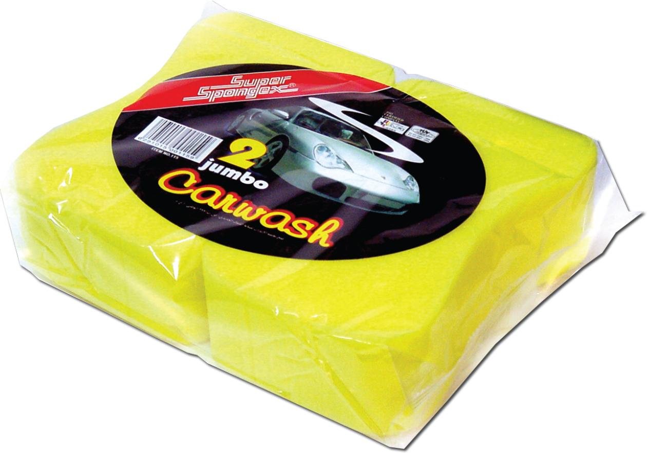 Jumbo Car Wash - Scratch-Free Car wash Sponge