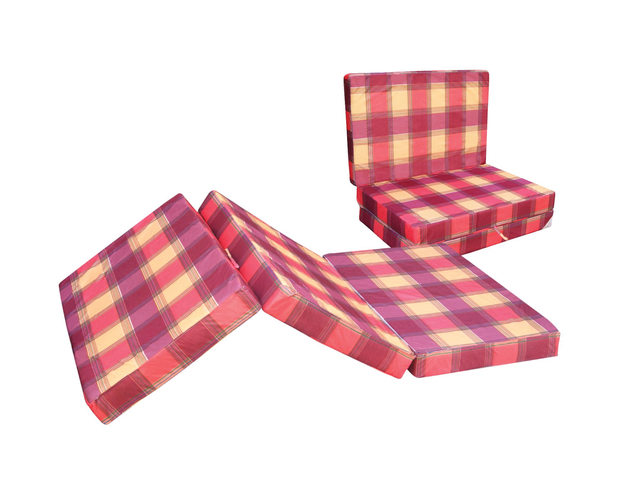 Deluxe Folding Mattress