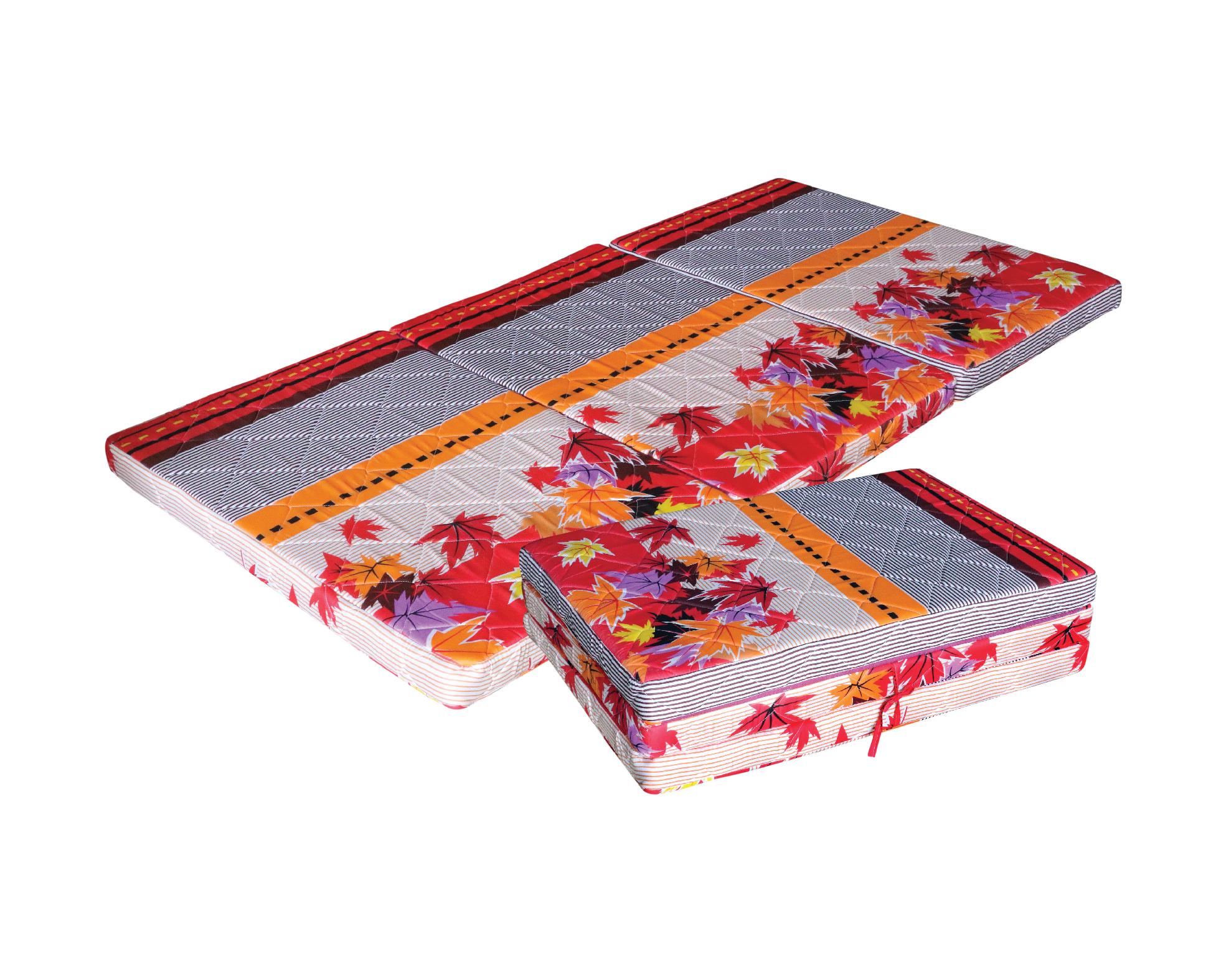 Folding Rebonded Deluxe Mattress