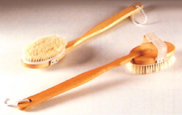 Bath Brush (Chinese Bristle)