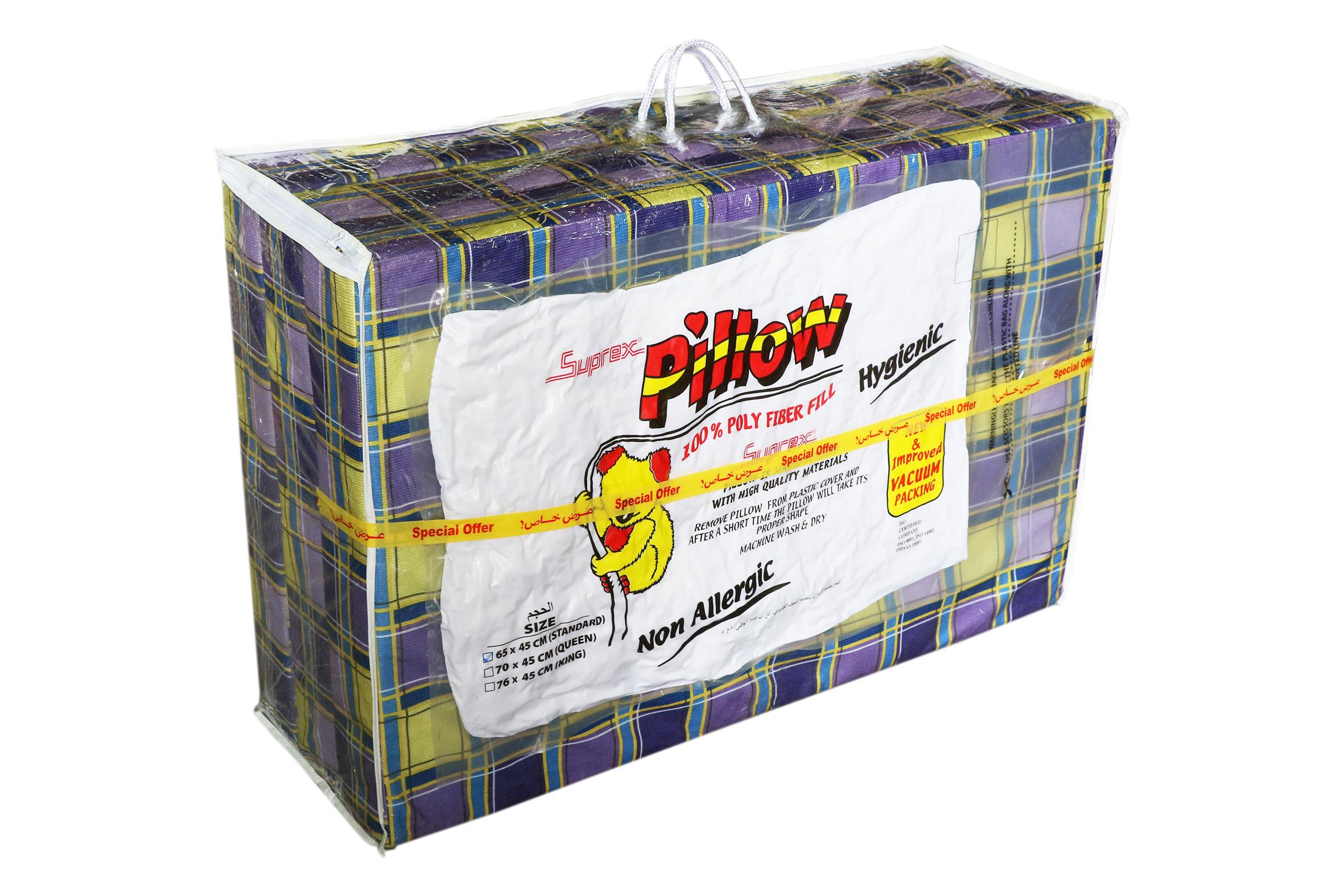 Mattress with Pillow - Offer pack