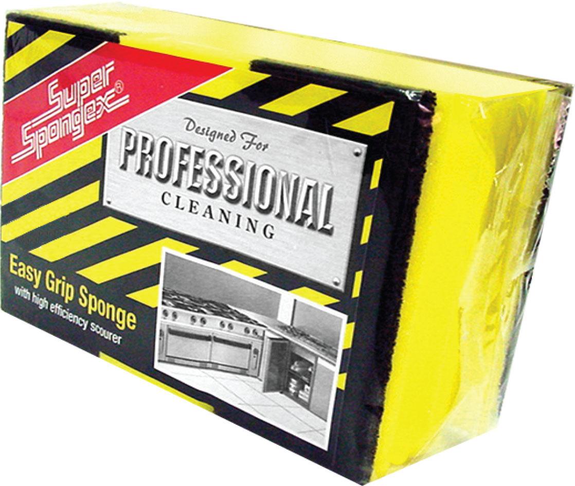 Professional Easy Grip Sponge Scourer (Large)