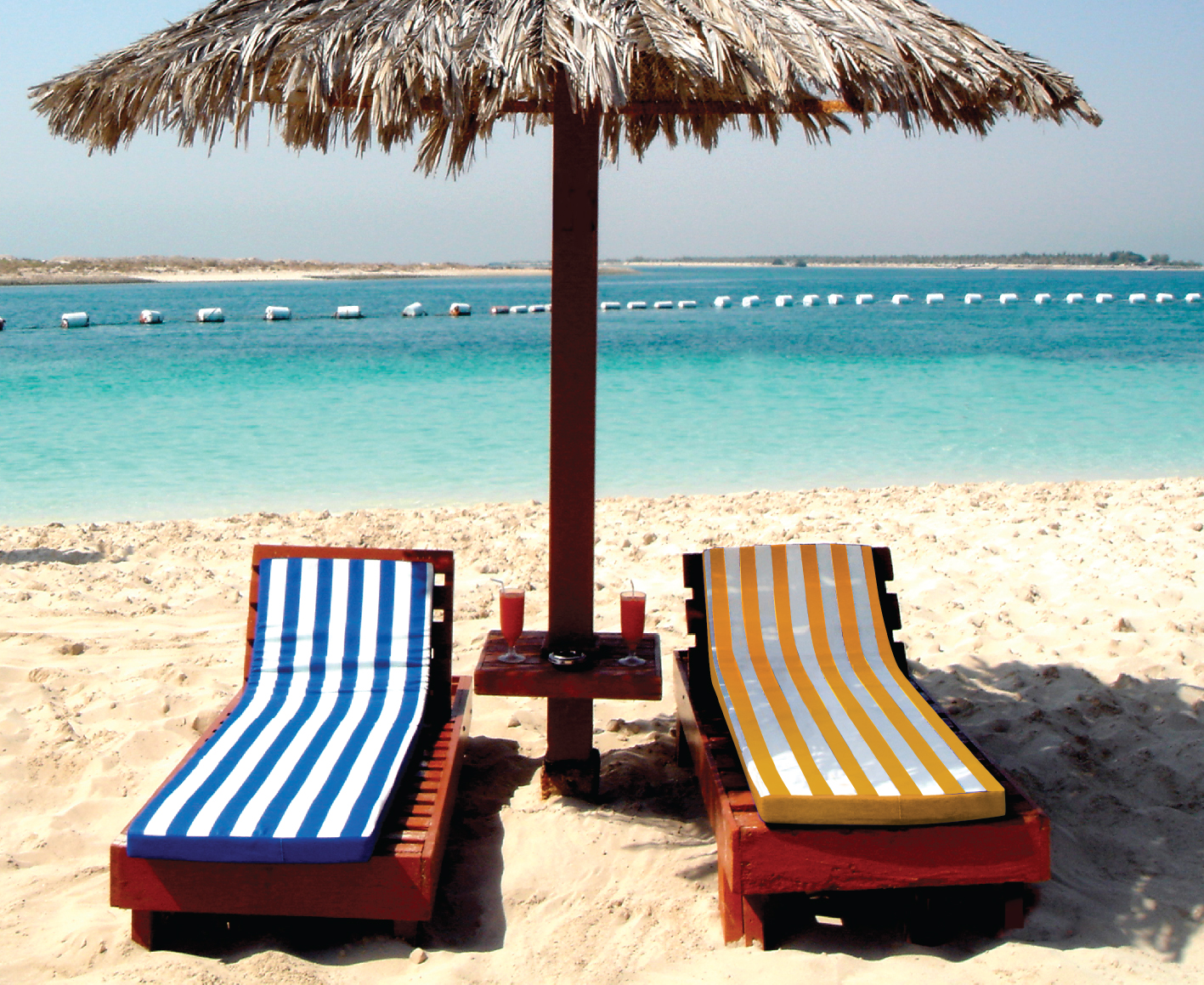 Beach Bed (Teflon Coated)