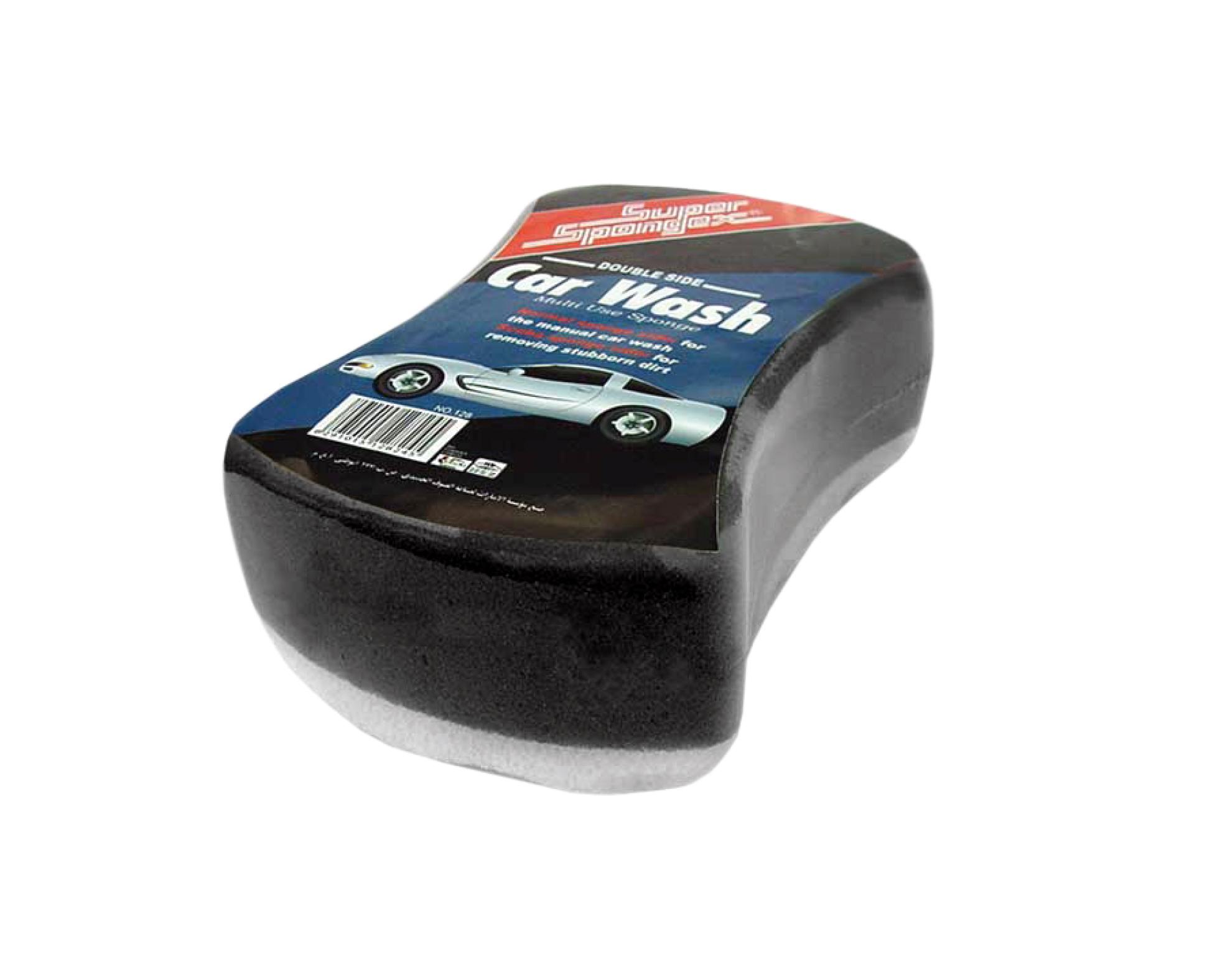 Double Sided Car Wash - -multi-purpose& easy-grip car wash sponge
