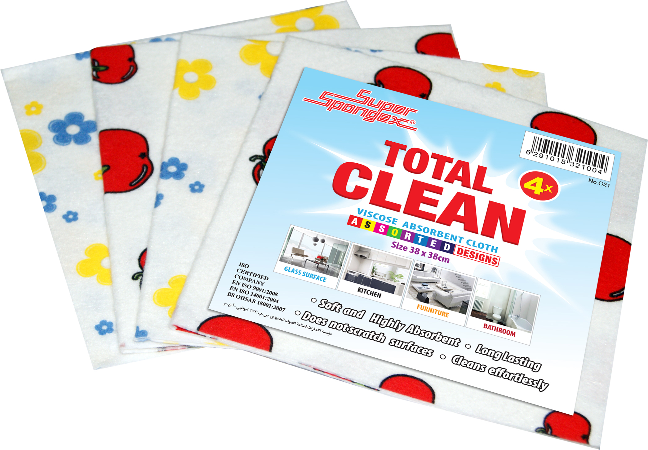 Total Clean (Speciality Cloths)