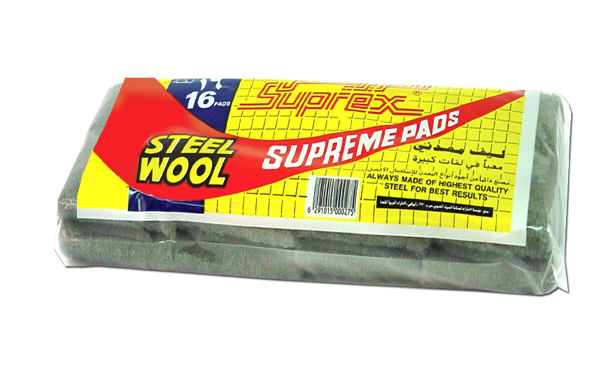Stainless Steel Wool Supreme Pads