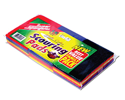 Scouring Pads (Family Pack)