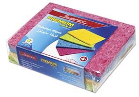 Cellulose Sponge Wipes