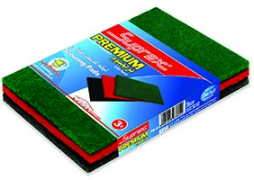 Scouring Pad (Multi-Color)