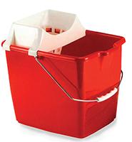 14 Ltr. Rectangular Bucket + Wringer
