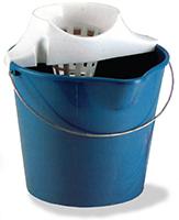 12 Ltr. Round Bucket + Wringer