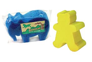 Animal Bath Sponge