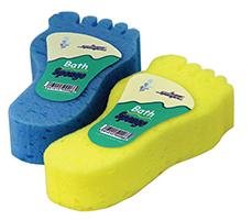 Small Foot Bath Sponge