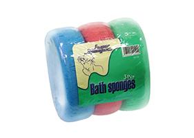 Bath Sponge (Family Pack)