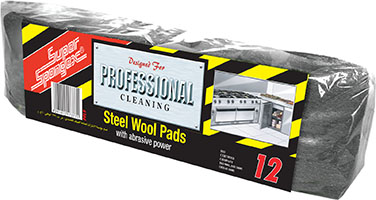 Professional steel Wool Pads