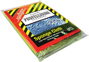 Professional Sponge Cloth (Large)