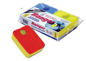Hanger Sponge Scourer