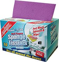Multipurpose Sponge Tissues
