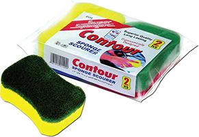 Contour Sponge Scourer