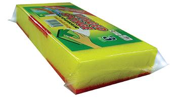 Winged Sponge Scourer