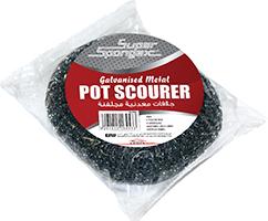 Galvanized Pot Scourer