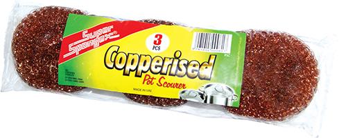 Copperised Pot Scourer