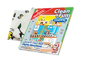 Clean & Fun Cloth