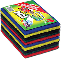 Scouring Pads-Assorted Colour