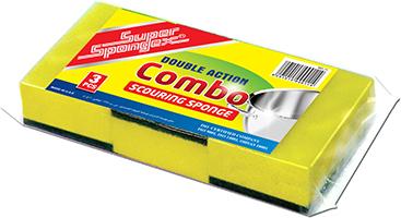 Combo Sponge Scourer