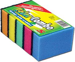 Sponge Scourer (Color Combo)