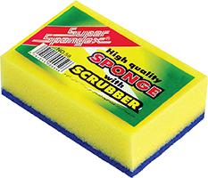 Combo Sponge Scourer (HQ)