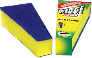 Wedge Sponge Scourer