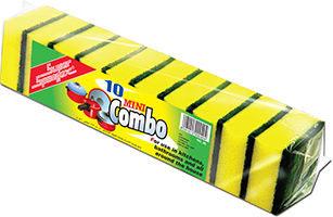 Mini Combo Sponge Scourer