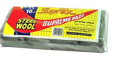 Steel Wool Supreme Pads